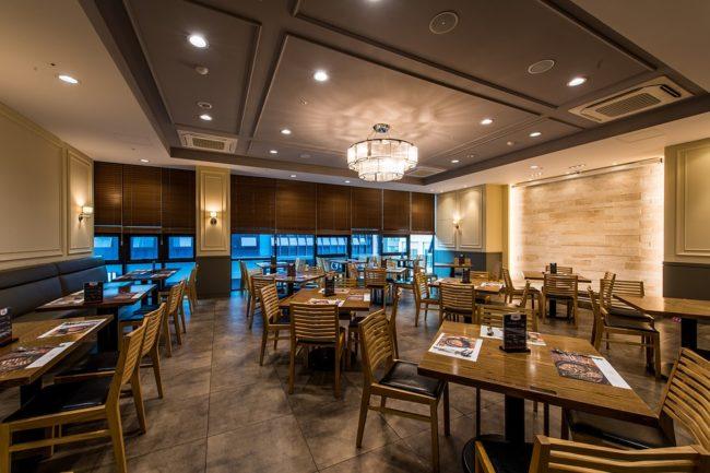 Dịch vụ thiết kế thi công nội thất nhà hàng – khách sạn