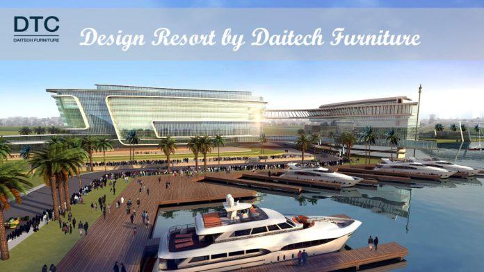 Dịch vụ thiết kế thi công nội thất Resort
