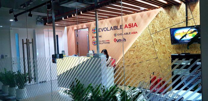 Thiết kế – thi công nội thất Công ty TNHH Evolable Asia