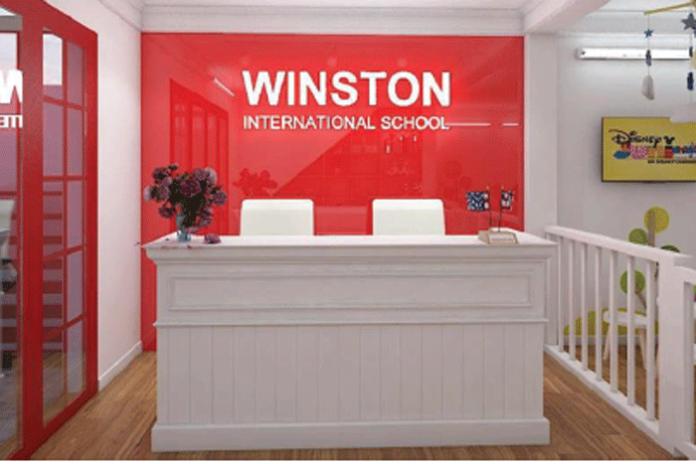 Thiết kế – thi công nội thất trường học Winston International