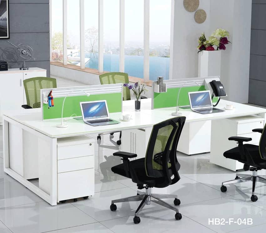 Bàn nhân viên – Bàn làm việc 4
