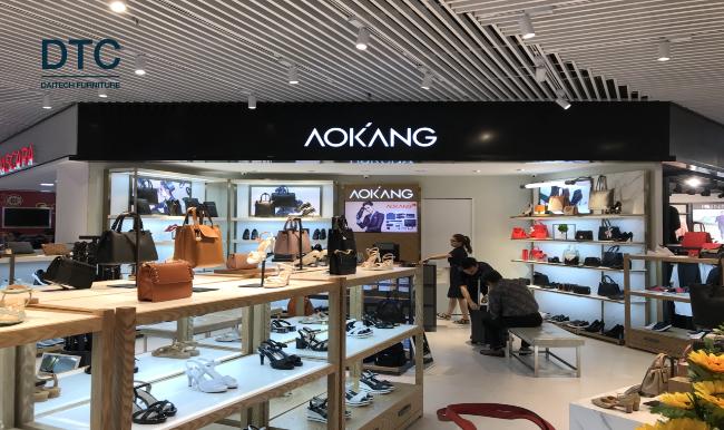 Showroom Aokang