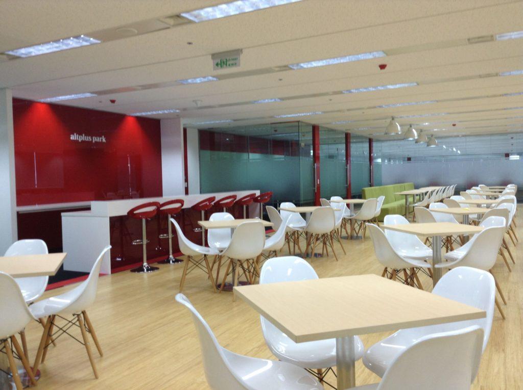 Thiết kế – Thi công nội thất công ty Alt Plus Việt Nam