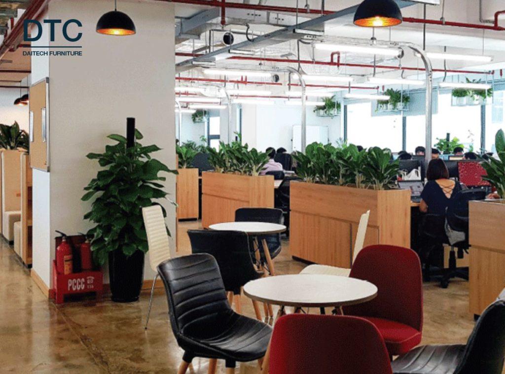 Xu hướng thiết kế nhà ở kết hợp văn phòng hiện đại