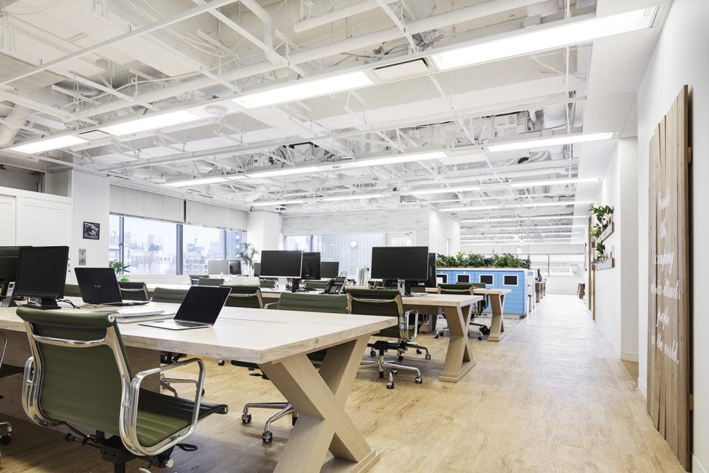 mẫu thiết kế nội thất văn phòng hiện đại